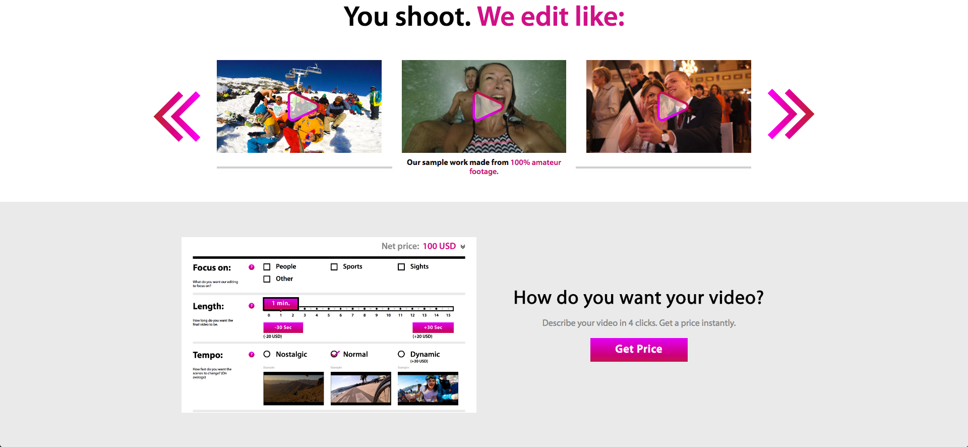 Cutbay Com Online Video Editing Service